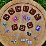schule sign