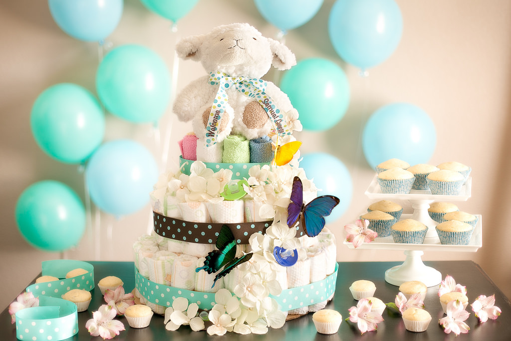 Baby Showers – A survival Guide for non-parents forced into giving a baby shower.