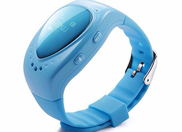 Family finder GPS watch