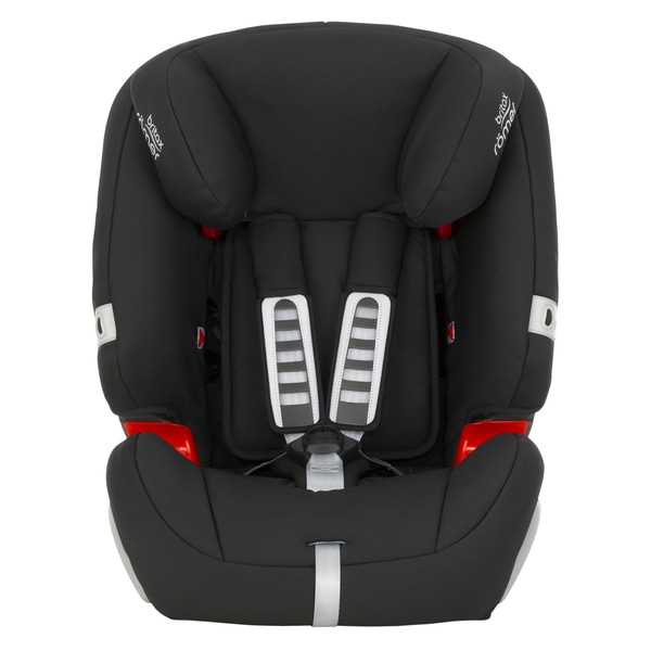 Britax Evolva 123 Car Seat Cosmos Black