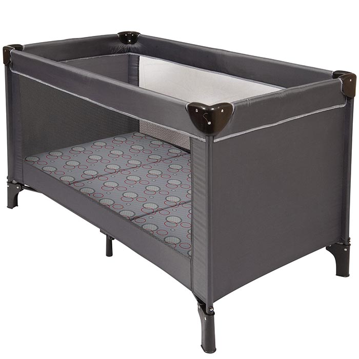 Travel Cot Mattress Tesco: Clevamama 3in1 Sit Sleep And Play