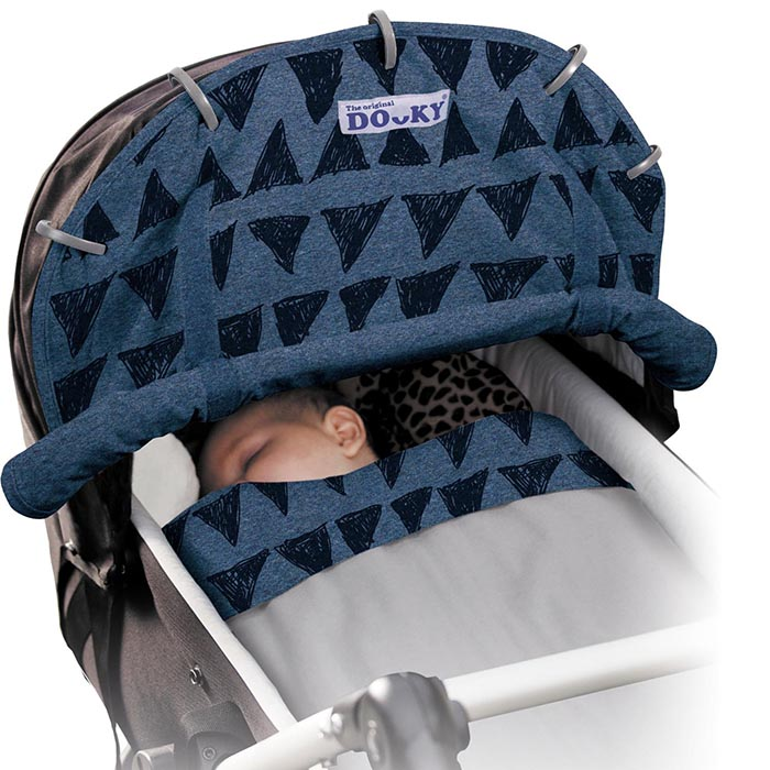 Dooky Car Seat or Carrycot Shade
