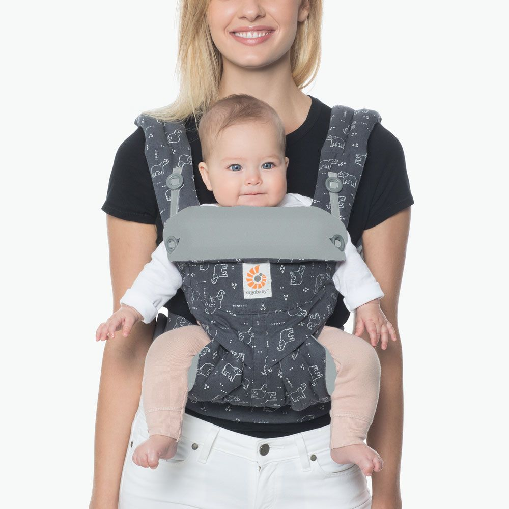 Baby carrier - Ergobaby 360 All Position Carrier Trunks Up
