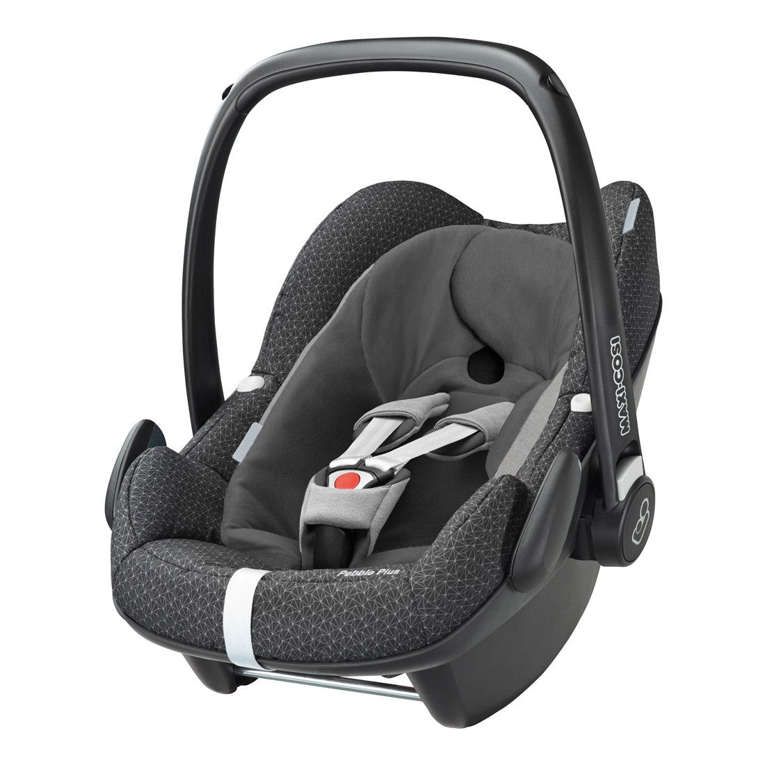 maxi cosi pebble plus group0 car seat black crystal. Black Bedroom Furniture Sets. Home Design Ideas