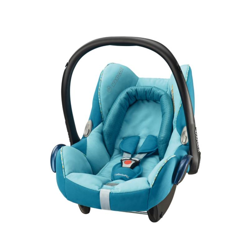 Maxi Cosi Cabriofix Group 0+ Car Seat Mosaic Blue